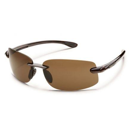 77822ca191 Suncloud Excursion Sunglasses Tortoise Frame Brown Polarized Polycarbonate  Lens S-EXPPBRTT