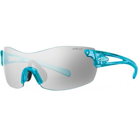 100d71f445bc Suncloud Polarized Optics Asana Pivlock Sunglasses-Crystal Opal-Platinum