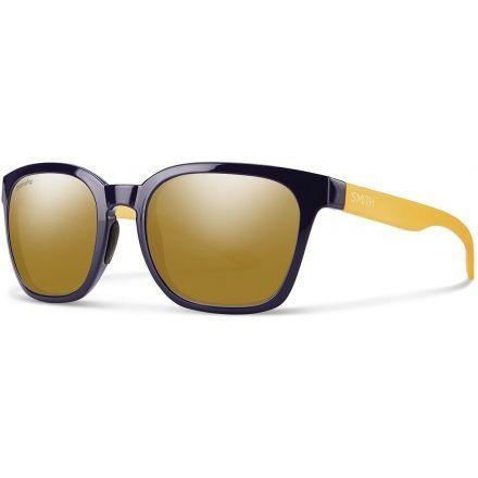 a1d94b18ca Suncloud Polarized Optics Founder Sunglasses-Crystal Black Block-ChromaPop  Polar Gray Green
