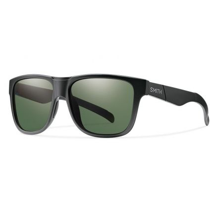 a10fa7243b Suncloud Polarized Optics Lowdown XL-Matte Black-Polarized Gray Green