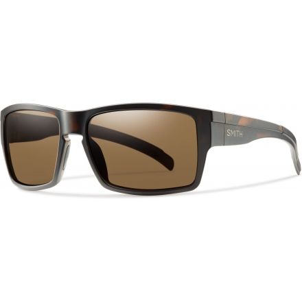 761aee09023 Suncloud Polarized Optics Outlier XL Sunglasses-Matte Tortoise-Polarized  Brown
