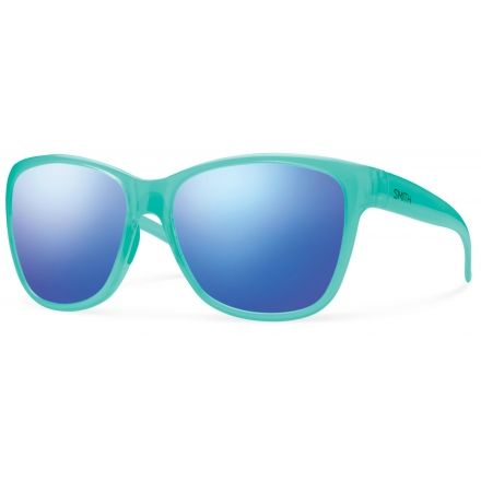 ec9c5280be Suncloud Polarized Optics Ramona Sunglasses-Opal-Blue Flash Mirror