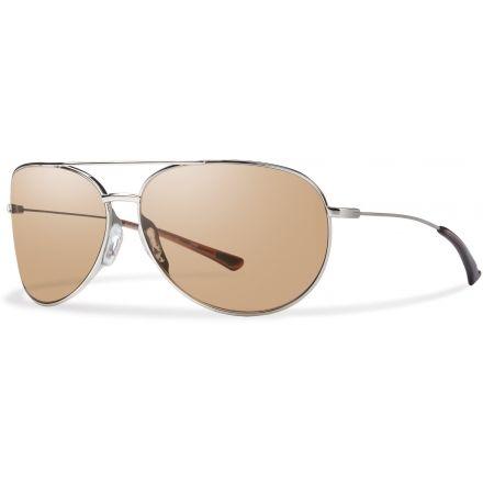 3543ef1a2c Suncloud Polarized Optics Rockford Slim Sunglasses  Clearance-Palladium-Blush Silver Flash