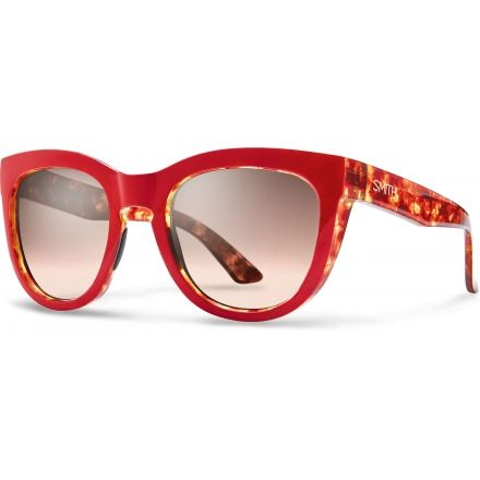 4f9775a20e8 Suncloud Polarized Optics Sidney Sunglasses-Red-Sienna Gradient