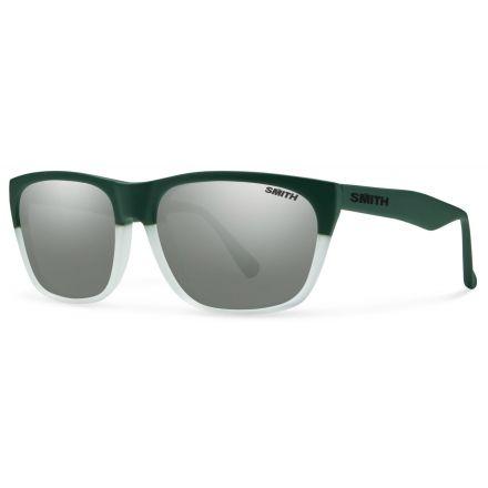 e6d05fefc3c05 Suncloud Polarized Optics Tioga Sunglasses-Matte Olive Crystal-Super  Platinum