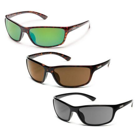 aed3492425 Suncloud Polarized Optics UV Protection Sentry Sunglasses with Free ...
