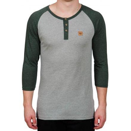 Tentree standard 3 4 sleeve henley shirt men 39 s up to 47 for 3 4 henley shirt
