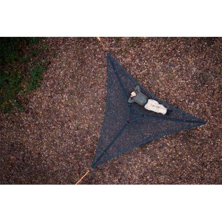 Tentsile Trillium Hammock-Black  sc 1 st  C&Saver.com & Tentsile Tents Trillium Hammock u2014 CampSaver