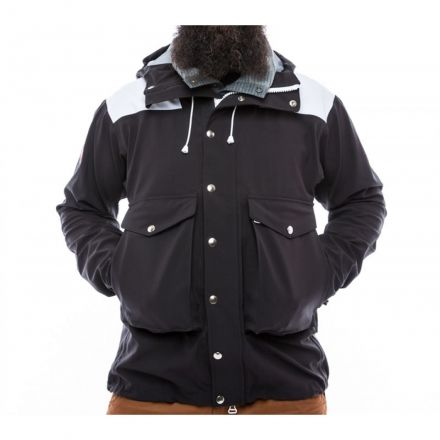 The American Mountain Co. No. 907 High-Altitude Hardshell Jacket - Mens- 91802d13389b