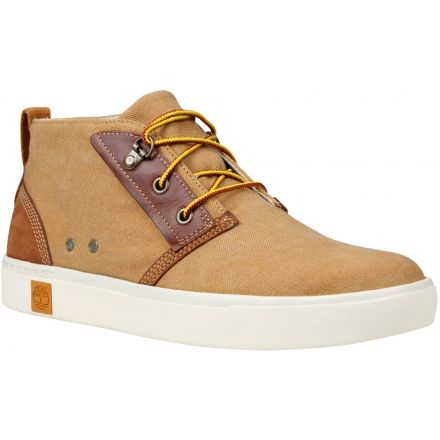 Amherst Chukka Casual Boot - Mens-Brown-Wide-10