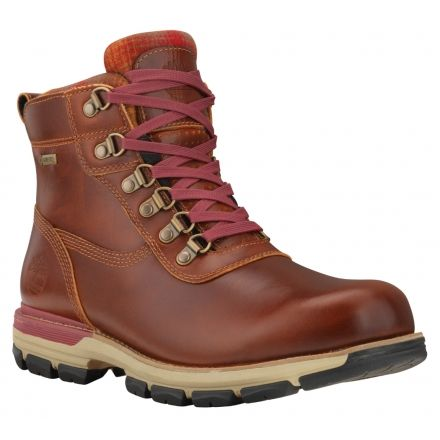 Timberland Heston Mid GTX Casual Boot - Mens-Brown-Medium-10.5 US