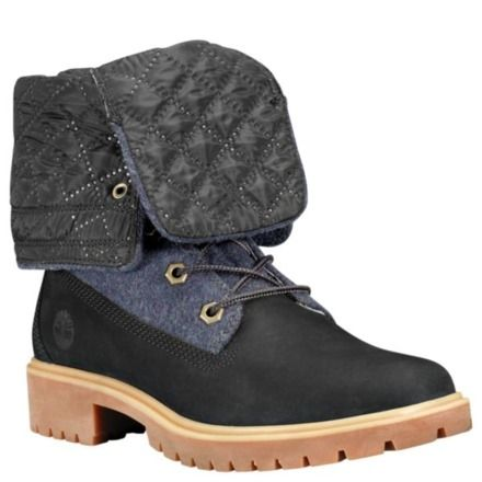 Timberland Jayne Mixed Media Warm Gaiter Boots Womens With Free