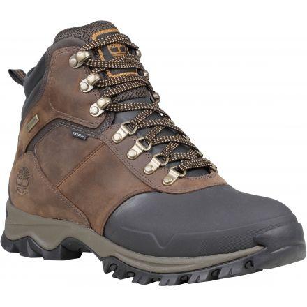 75f3d10cf0074 Timberland Mt. Maddsen 6 Waterproof Insulated Hiking Boot - Men s-Dark  Brown-Medium