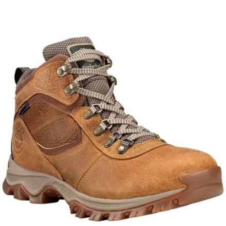 b8af24abf Timberland Mt. Maddsen Mid Leather Waterproof Hiking Boots - Mens, Dachund  Mt. Hood