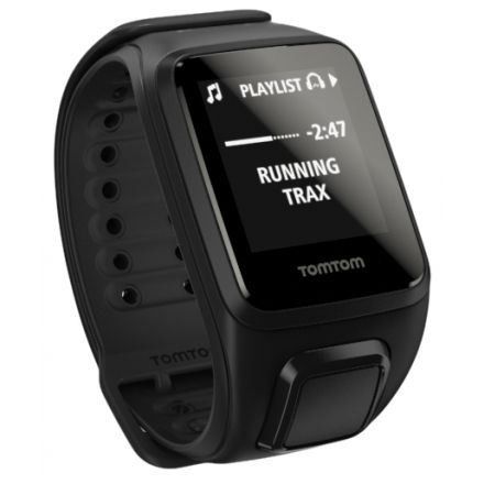 Tomtom Spark Cardio Music Gps Fitness Watch Campsaver