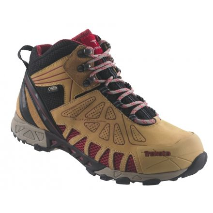 Treksta Guide GTX Shoes Women medium brown US 6 qjHMgNc