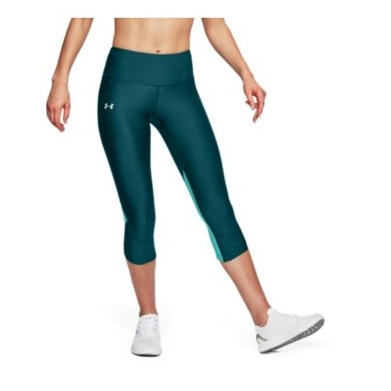 2dc6c29037 Under Armour Armour Fly Fast Capri, Women's Active Tight, Up to 40 ...