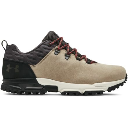 99fc5be33 Under Armour Brower Low WP Hiking Boot - Mens, City Khaki/Charcoal/Charcoal