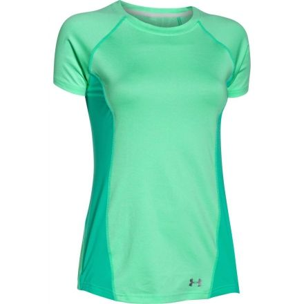 aeb8b33ab8 Under Armour CoolSwitch Trail Short Sleeve T-Shirt - Women's — CampSaver