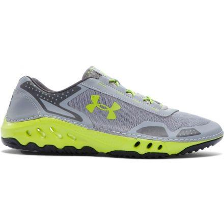 Drainster Watersport Shoe - Mens-Steel Graphite Velocity-Medium-10 39a433275
