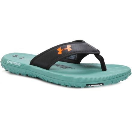 829598447566 Under Armour Fat Tire Sandal - Mens with Free S H — CampSaver