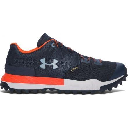 De Los Hombres Menores De Naranja Armadura Y Zapatos Azules OdmapFNJ