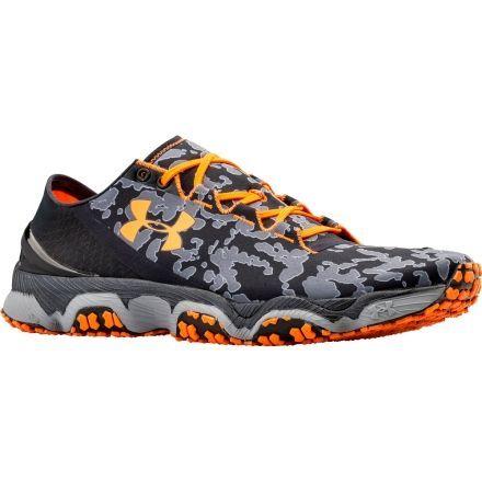 best service ce734 5ff9a Under Armour Speedform XC Trail Running Shoe - Men s-Black Blaze-Medium-