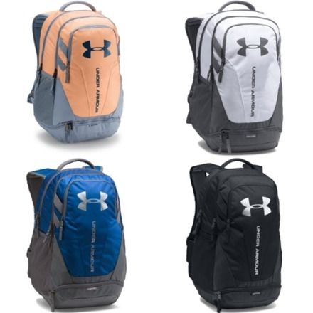 2adc1ab12630 Under Armour Ua Hustle 3.0 Backpack with Free S H — CampSaver