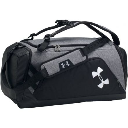 ec4d2c9383b6 Under Armour UA Storm Contain Backpack Duffel 3.0-Graphite Medium  Heather Black