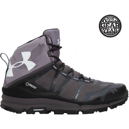 7d5df7f0267 Under Armour Verge Mid GTX Hiking Boot, Mens — CampSaver