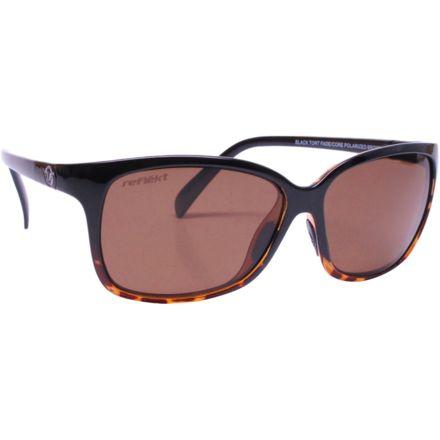 0f09ef559e Unsinkable Karma Sunglasses - Women s-Black Tort Fade-Polarized Core Brown