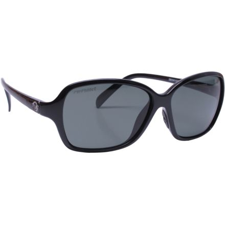 1a4ae2b6dca3c Unsinkable Mystic Sunglasses - Women s-Ebony-Polarized Core Grey