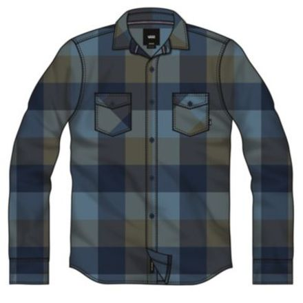 3b8e45c18a92 Vans Box Flannel Everyday Flannel - Men s with Free S H — CampSaver