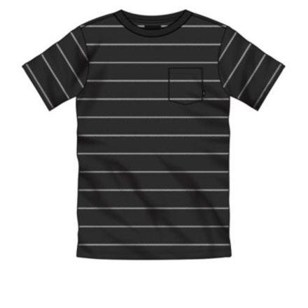 4825e8b3ef Vans Checked In Stripe Crew T-Shirt - Men's