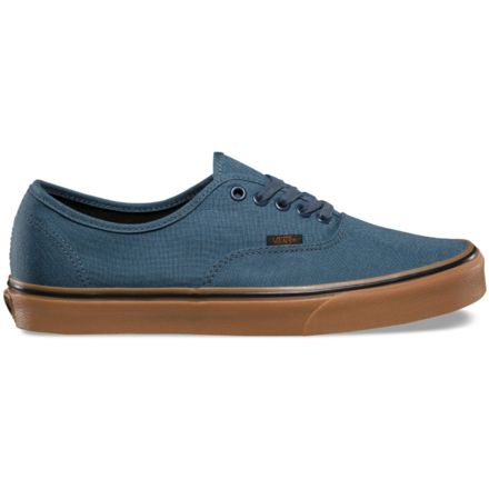 d6dd0c27b354ca Vans Gum Authentic Casual Shoes - Unisex with Free S H — CampSaver