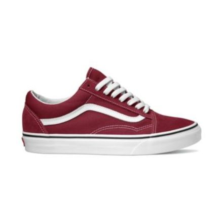 fdf8e1772f Vans Old Skool Casual Boot, Rumba Red/True White, 9.5 US, VN0A38G1VG4