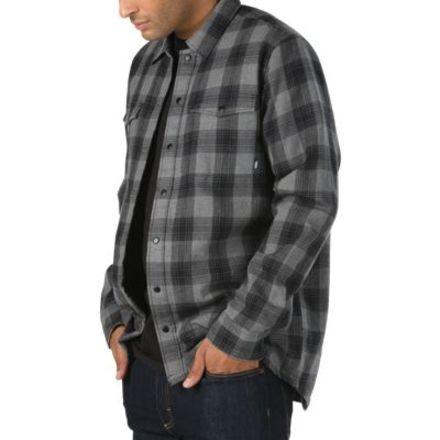 163e5bdfbe Vans Parnell MTE Heavy Weight Flannel Shirt - Men's