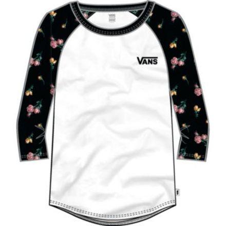 9ef03ba406db61 Vans Satin Floral Raglan T-Shirt - Women s — CampSaver