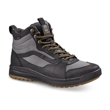 7c228b2ab8 Vans Ultrarange Hi Gore-Tex MTE Shoes - Men's, Black/Golden Spice,