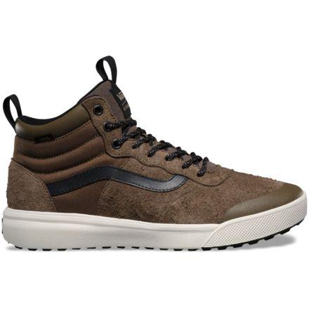 ee08fe324b Vans Ultrarange Hi Shoes - Unisex, Cub/Marshmallow, Mens 10 US/Womens