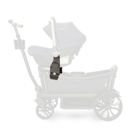 Veer Infant Car Seat Adapter 1 For Peg Perego Aics006 Blk Campsaver