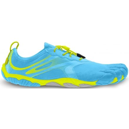 buy popular ad288 907e6 ... order vibram fivefingers bikila evo road running shoe womens blue green  medium 6a9f6 ca07e