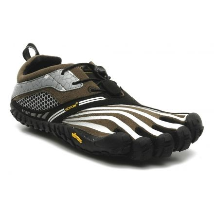 69fc736d8fd23 Vibram FiveFingers Spyridon LS Trail Running Shoe - Women s-Military Green  Grey Black