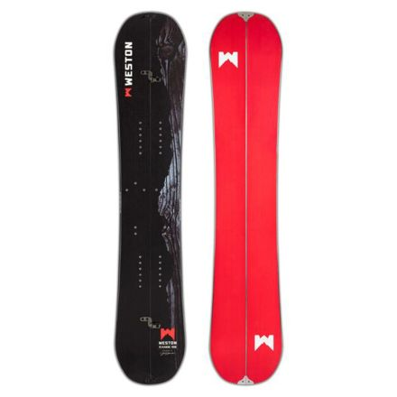 Weston Backcountry Great White Skis