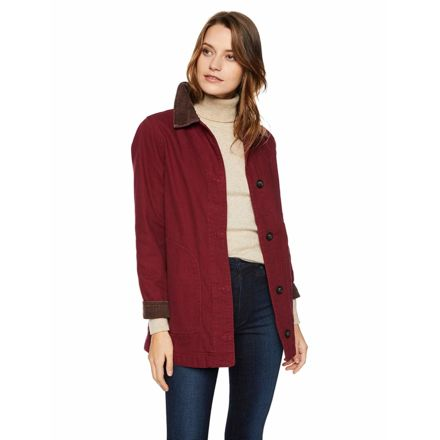 ab5357b3d37 Woolrich Women's Dorrington Barn Jacket
