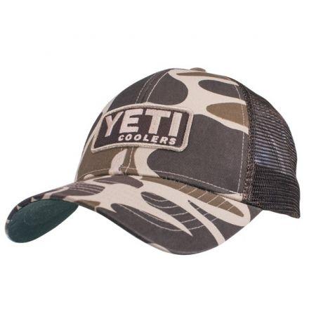 278444747c068 Yeti Traditional Trucker Hat - Mens-Camo-One Size
