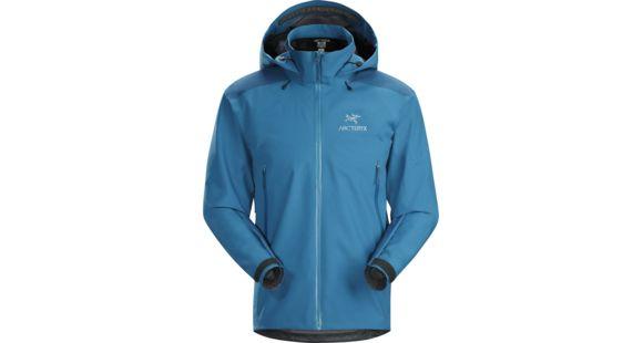 Arc'teryx Beta AR Jacket Men's, Deep Cove, Large, 350884 — Mens Clothing Size: Large, Center Back Length: 29.7, Apparel Fit: Regular, Gender: Male,
