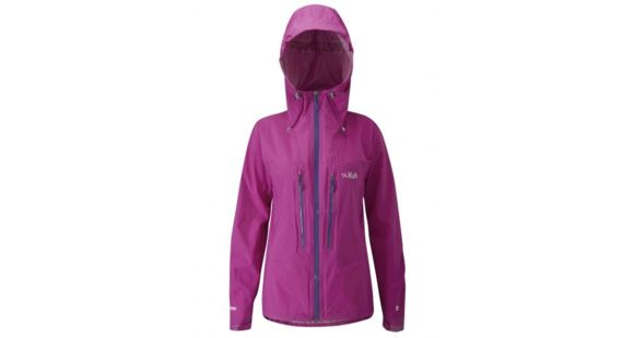 Rab Spark Jacket Women S Berry Small 1 Out Of 13 Models
