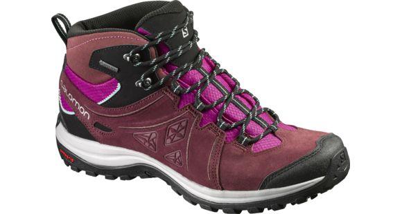 Salomon Ellipse 2 GTX W Damen Trekkingschuhe Outdoor Schuhe