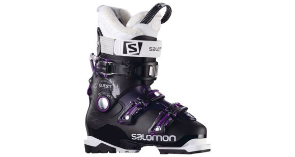 Salomon Quest Access 70 Womens Ski Boot 25.5 — Snow Boot Size: 25.5, Gender: Female, Last Width: 104, Ski Touring Type: Recreational Touring —